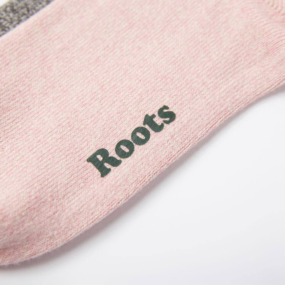 Roots-undefined-Womens Cabin Ped Sock 2 Pack-undefined-D