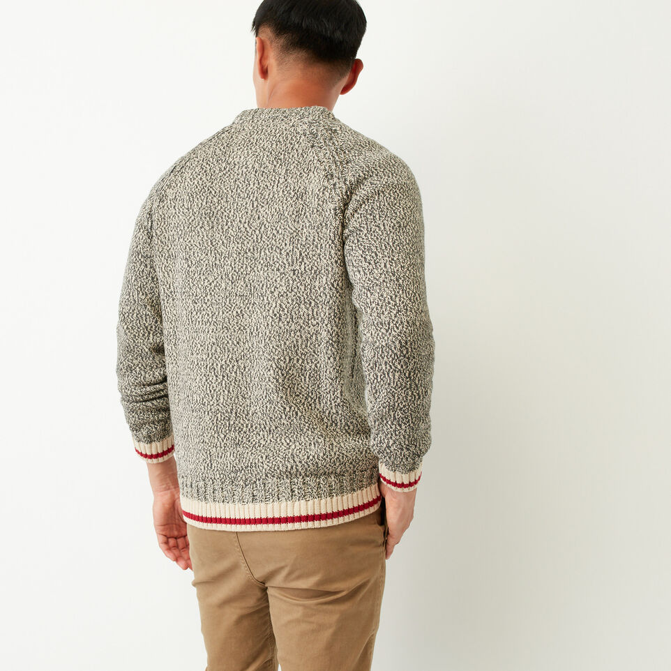 Roots-undefined-Roots Cotton Cabin Crew Sweatshirt-undefined-D