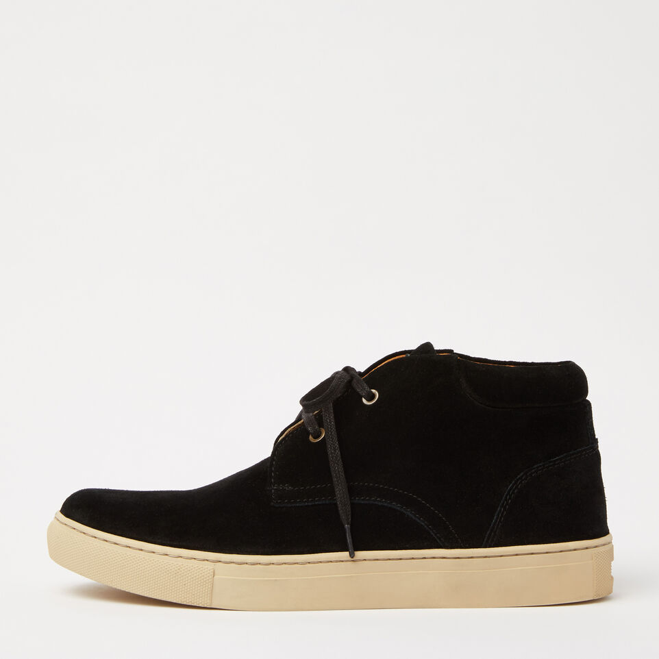 Roots-undefined-Raymond Sneaker Suede-undefined-A