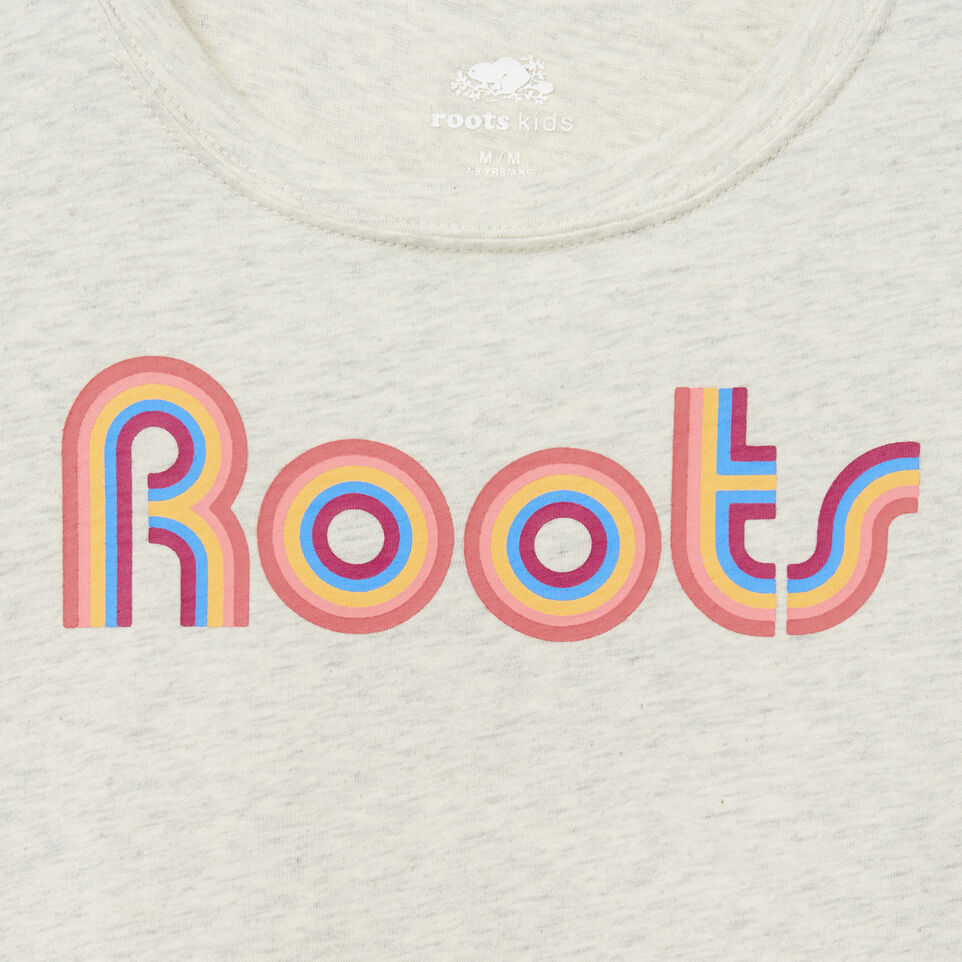 Roots-undefined-Girls Swing T-shirt-undefined-C