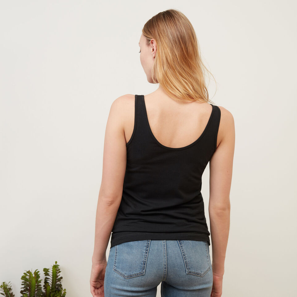 Roots-Women Our Favourite New Arrivals-Essential Tank-Black-D