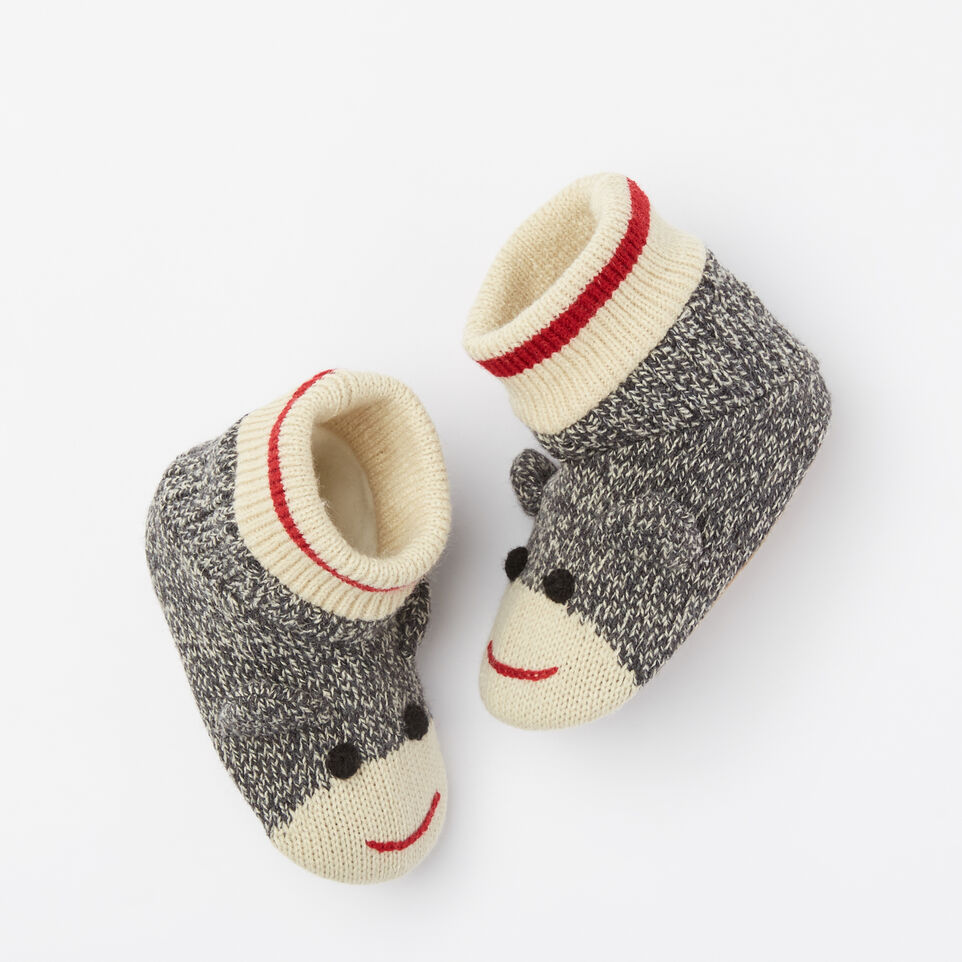 Roots-undefined-Toddler Cabin Monkey Slipper-undefined-A