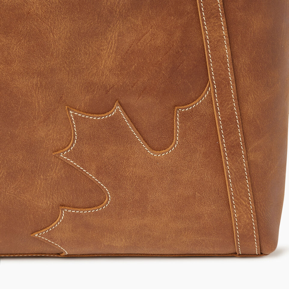 Roots-Leather Our Favourite New Arrivals-Trans Canada Tote-Natural-E