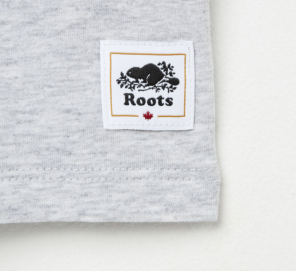 Roots-undefined-Baby Canada Ringer T-shirt-undefined-C