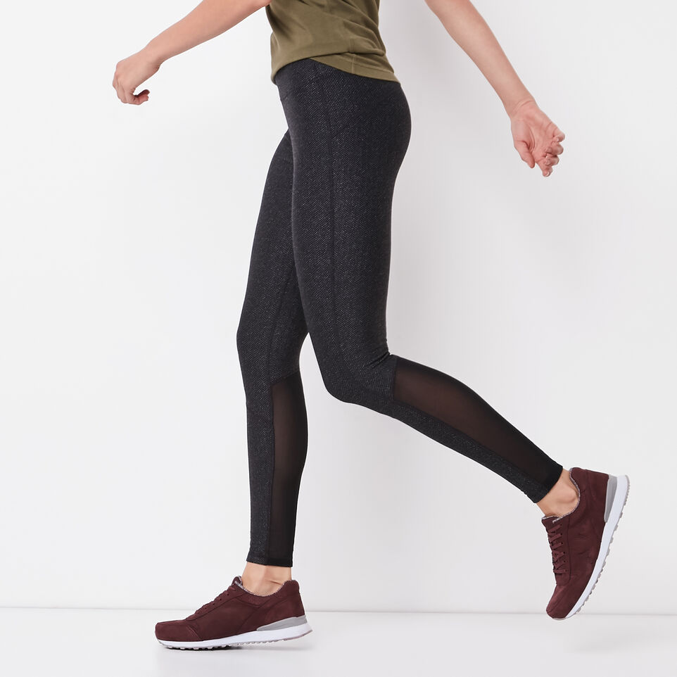 Roots-undefined-Herringbone Mesh Legging-undefined-A