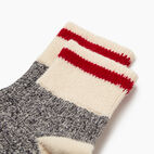 Roots-undefined-Womens Classic Cotton Ankle Sock 2 Pack-undefined-B