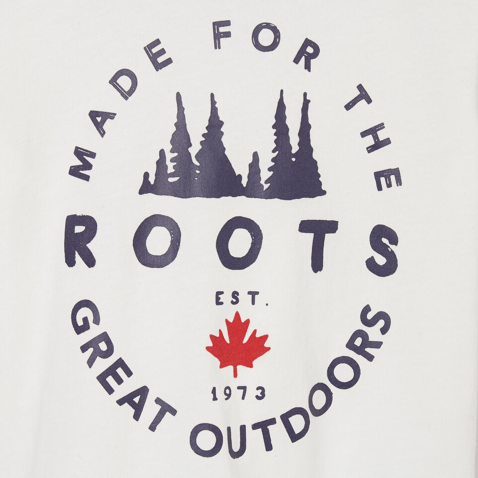 Roots-undefined-T-shirt Great Outdoors pour tout-petits-undefined-C