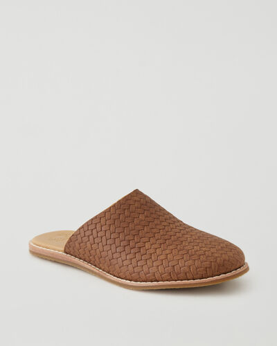 Roots-Sale Footwear-Womens Shawnesy Mule-Natural-A