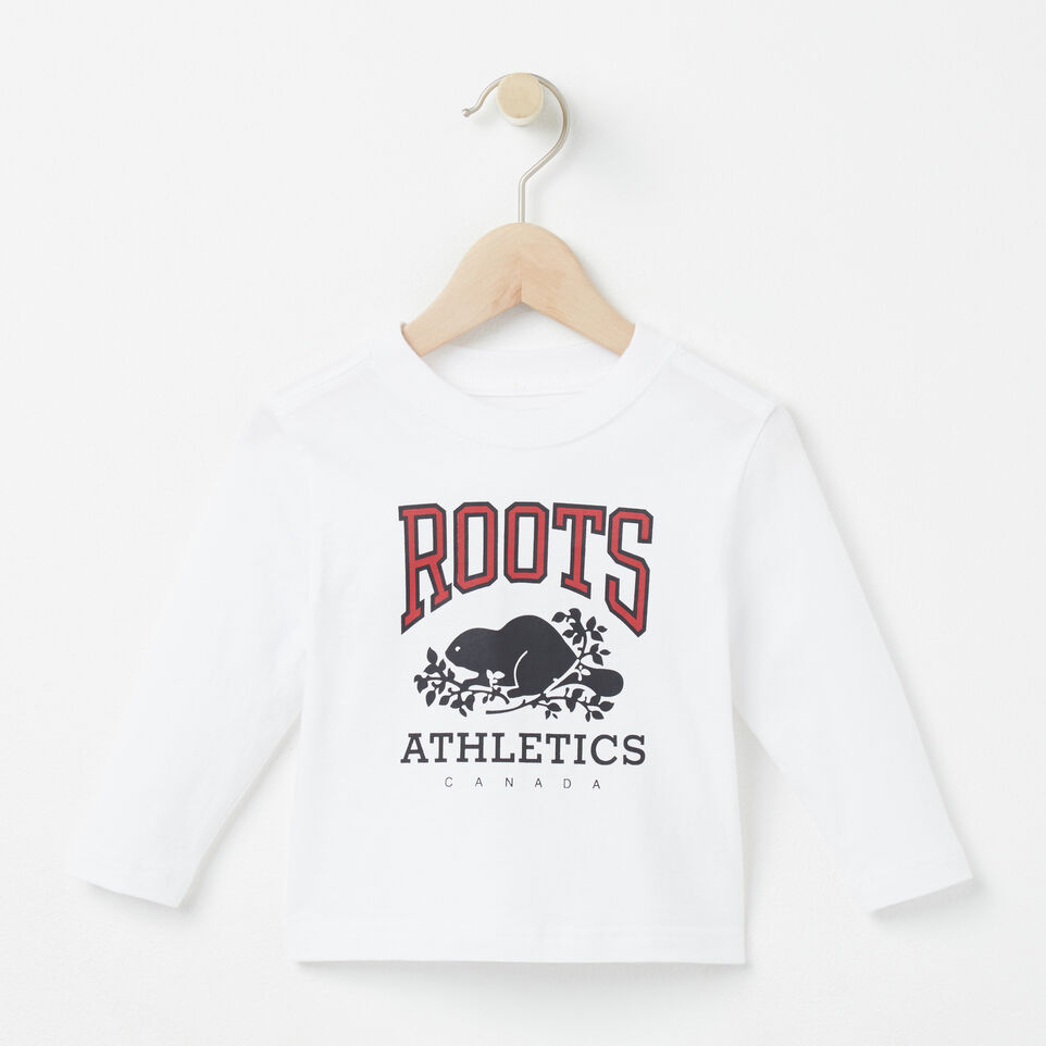 Roots-undefined-Baby Rba T-shirt-undefined-A
