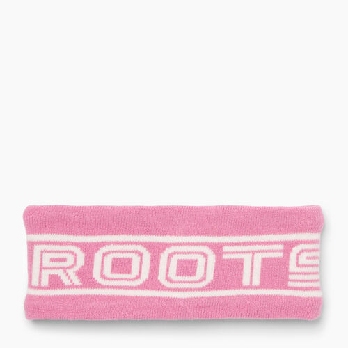 Roots-Clearance Women-Roots Sport Ski Band-Fuchsia-A