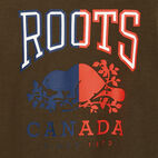 Roots-Kids Tops-Toddler Roots Classic T-shirt-Fatigue-C