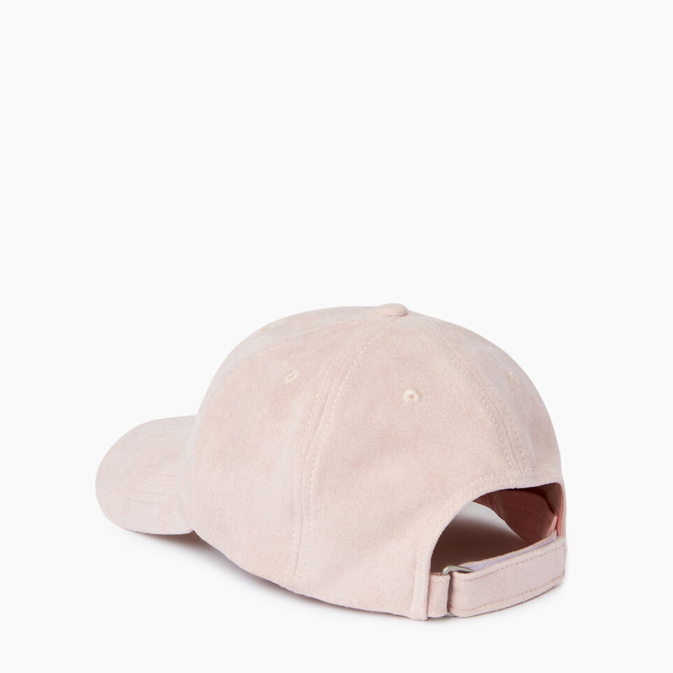 Roots-Women Our Favourite New Arrivals-Alexis Baseball Cap-Pink-C