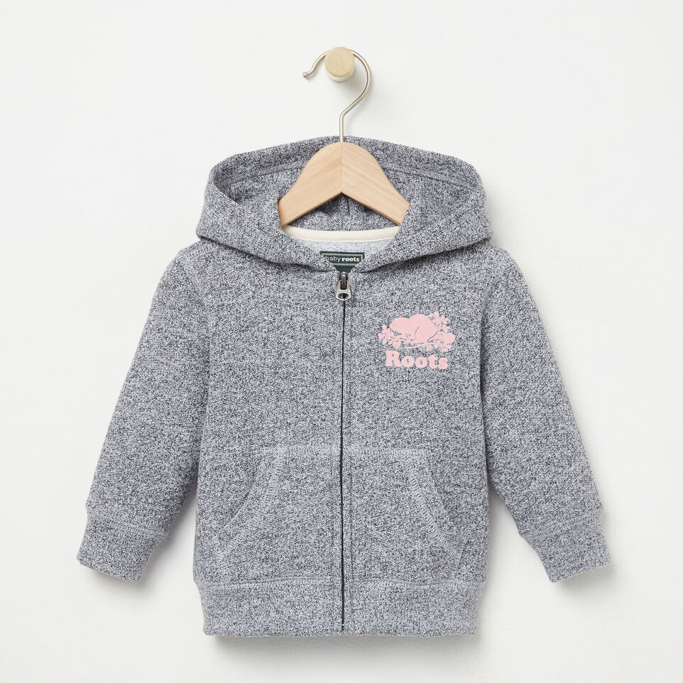 Roots-Baby Original Full Zip Hoody