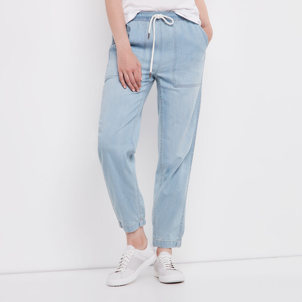 Roots-undefined-Elena Pant Chambray-undefined-A