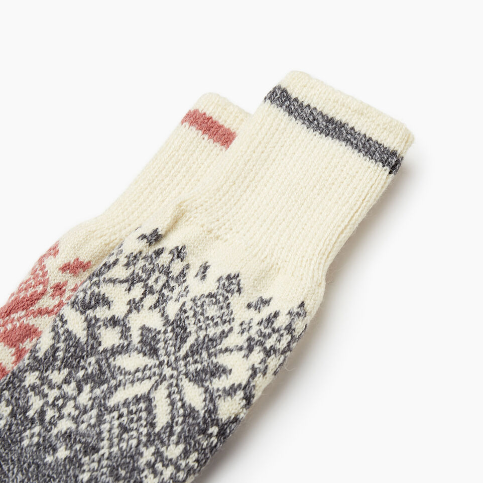Roots-Women Socks-Roots Elsa Cabin Sock 2 Pack-Pink-C