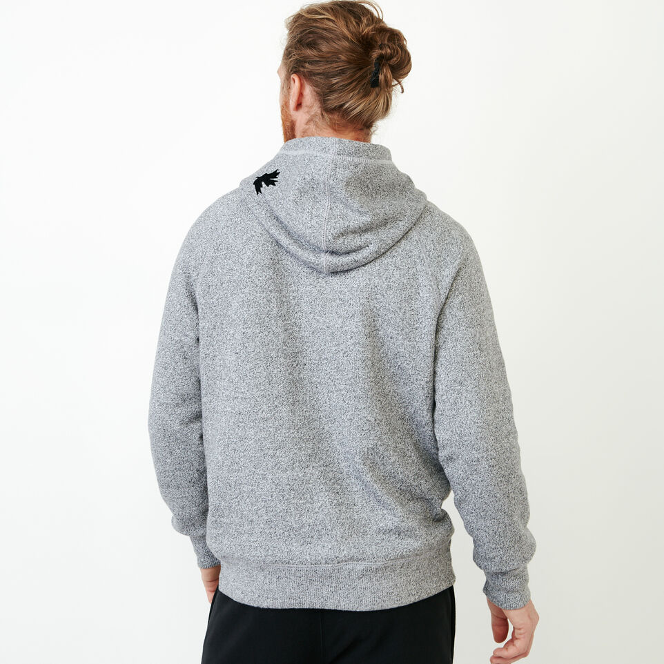Roots-undefined-Roots Salt and Pepper Original Kanga Hoody-undefined-D