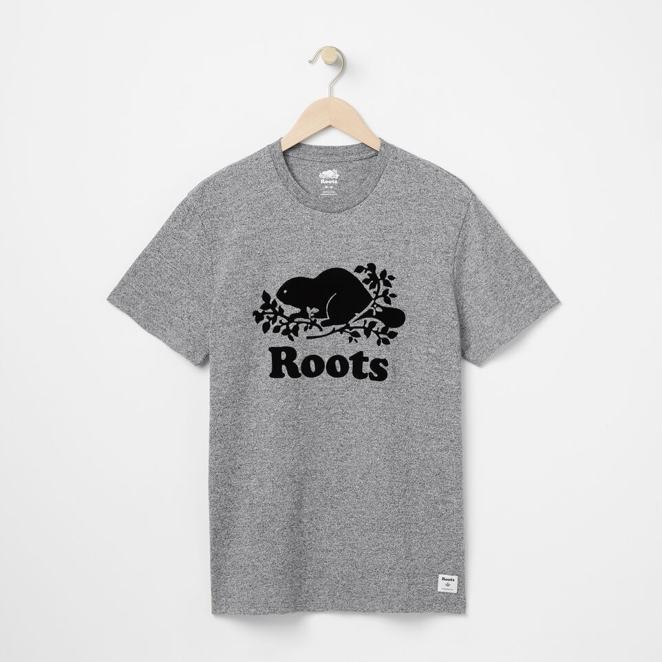 Roots-undefined-Mens Original Cooper Beaver T-shirt-undefined-A