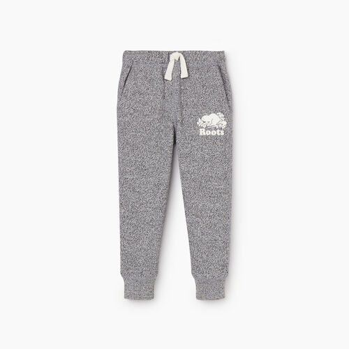 Roots-Kids New Arrivals-Toddler Park Slim Sweatpant-Salt & Pepper-A