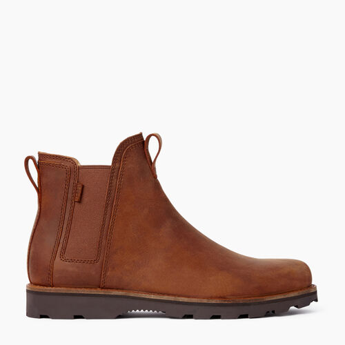 Roots-Footwear Men's Footwear-Mens Lansdowne Boot-Barley-A