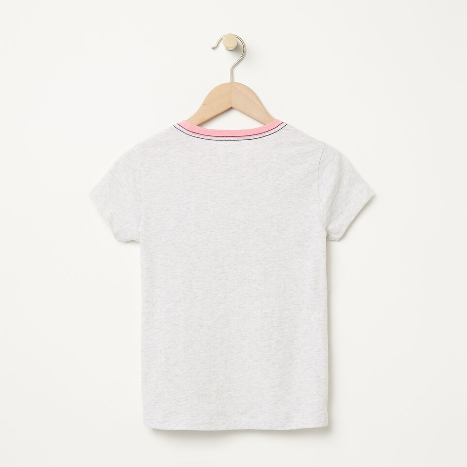 Roots-undefined-Girls Script Roots T-shirt-undefined-B