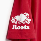 Roots-Gift Guide Canada Collection By Roots™-Mens Blazon T-shirt-Sage Red-E