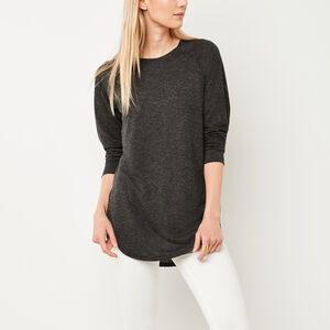 Roots-Sale Tops-New Jules T-shirt-Black Mix-A