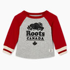 Roots-undefined-Baby Cabin Baseball T-shirt-undefined-A