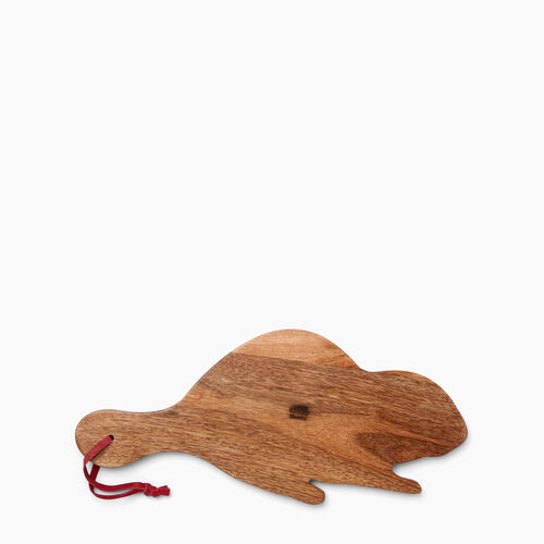 Roots-New For November General Store-Beaver Cheese Board-Natural-A