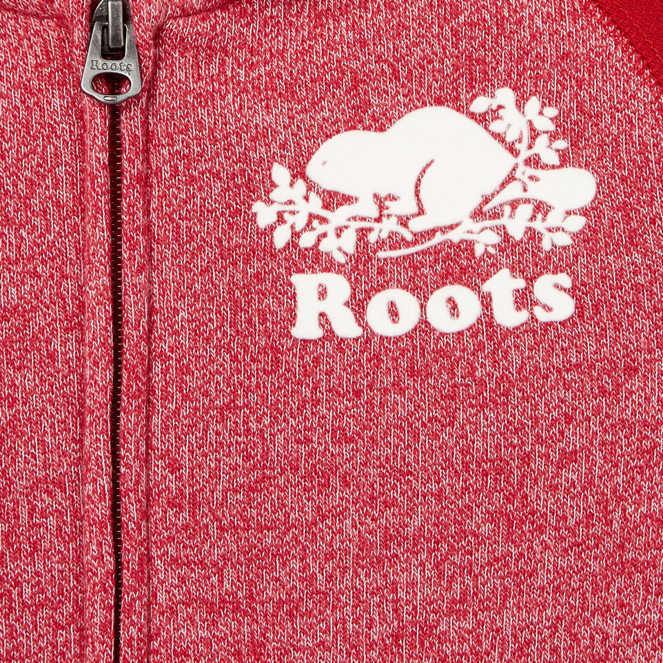 Roots-undefined-Girls Original Full Zip Hoody-undefined-C