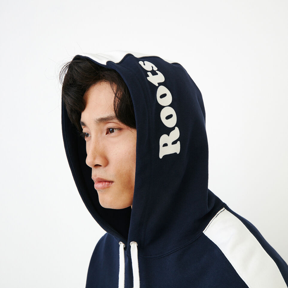 Roots-New For June Canada Collection By Roots™-Canada Hoody-Navy Blazer-E