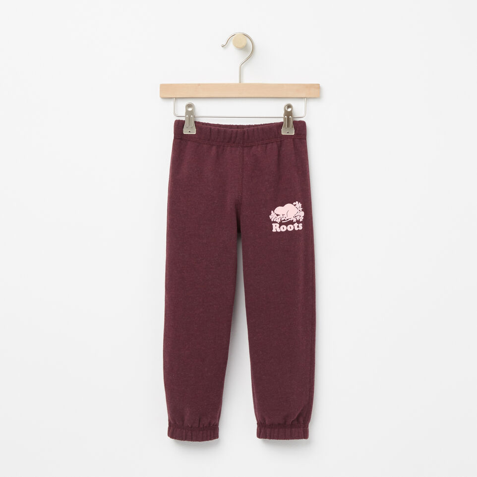 Roots-undefined-Toddler Roots Slim Sweatpant-undefined-A