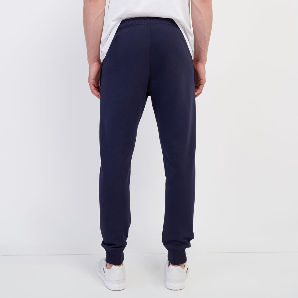 Roots-New For March Rba Collection-RBA Park Slim Sweatpant-Navy Blazer-D