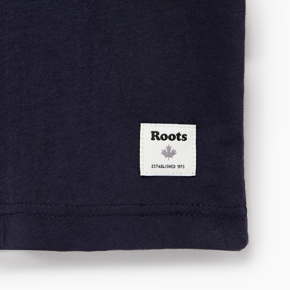 Roots-undefined-Mens Roots Wave T-shirt-undefined-C