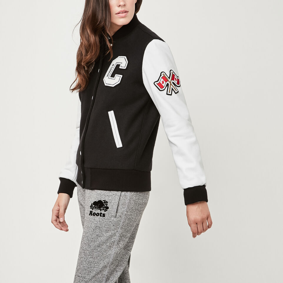 Roots-undefined-Blouson Gretzky-undefined-B