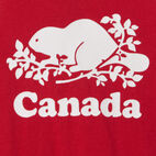 Roots-Kids New Arrivals-Baby Canada Tank Dress-Sage Red-C