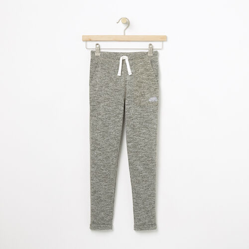 Roots-Kids Bottoms-Girls Woodland Pant-Dusty Olive-A