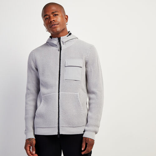 Roots-New For November Men-Journey Thermolite Hoody-Vapour Grey-A