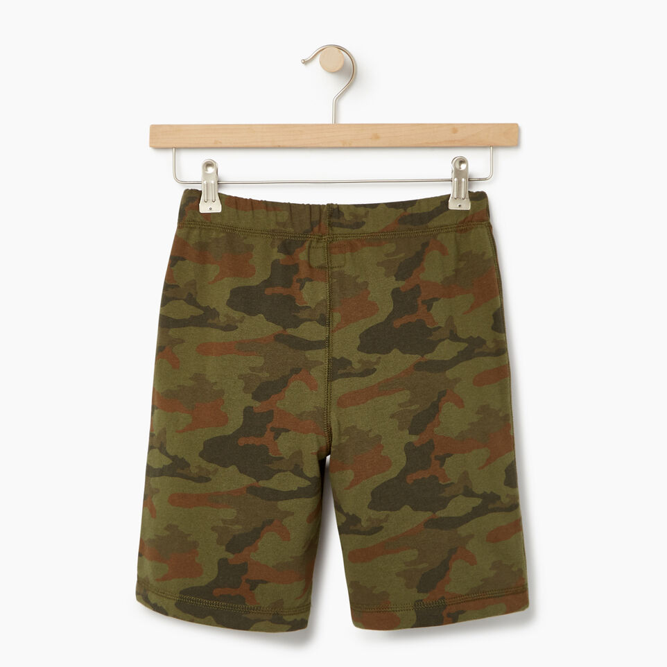 Roots-undefined-Short camouflage pour garçons-undefined-B