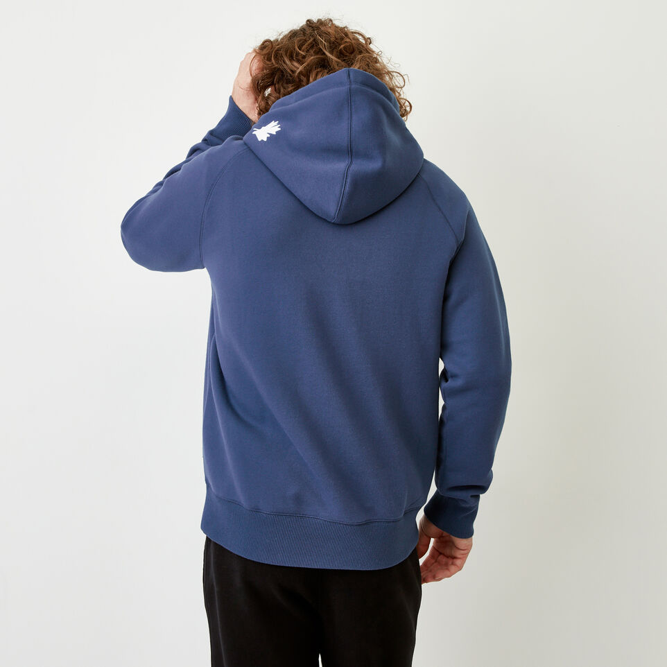 Roots-Men Our Favourite New Arrivals-Original Kanga Hoody-Sargasso Sea-D