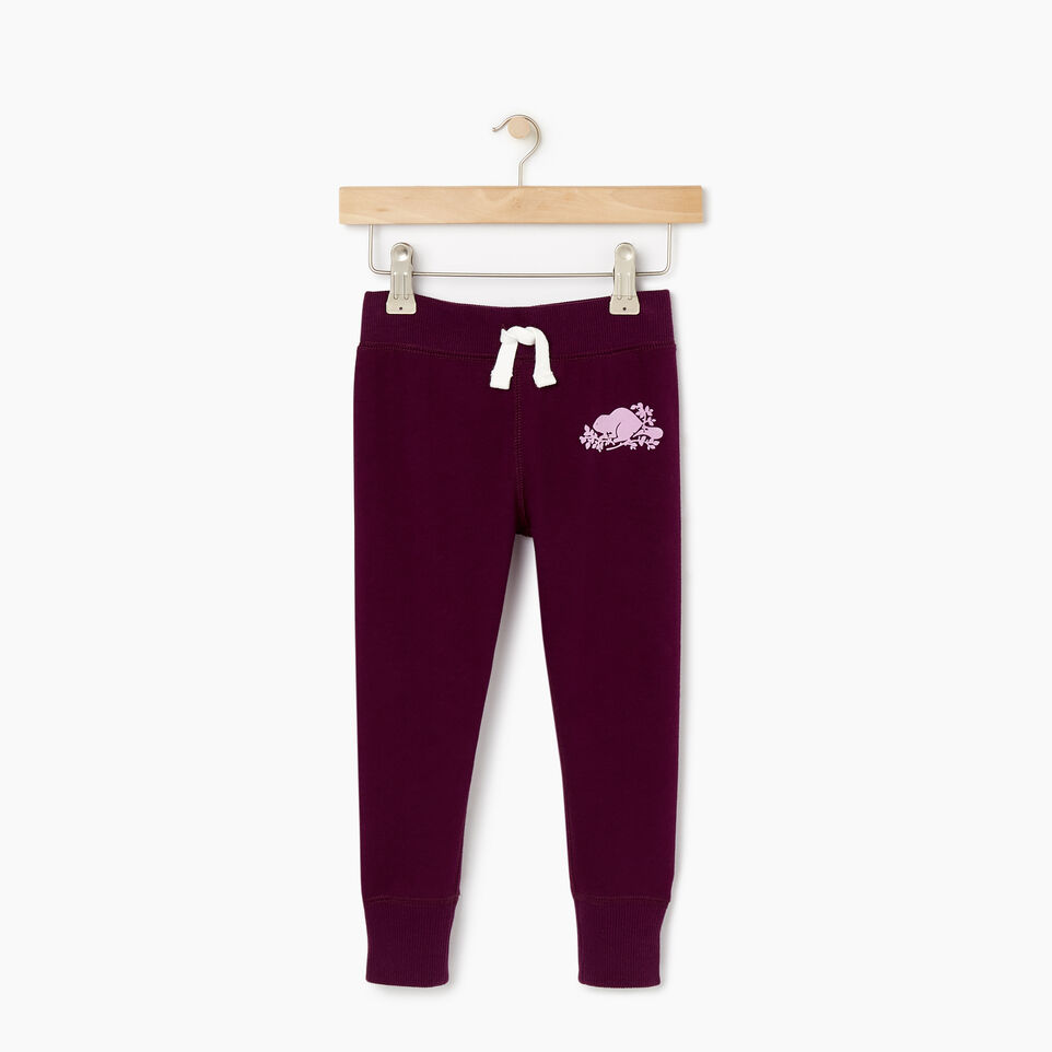 Roots-undefined-Toddler Cozy Fleece Sweatpant-undefined-A