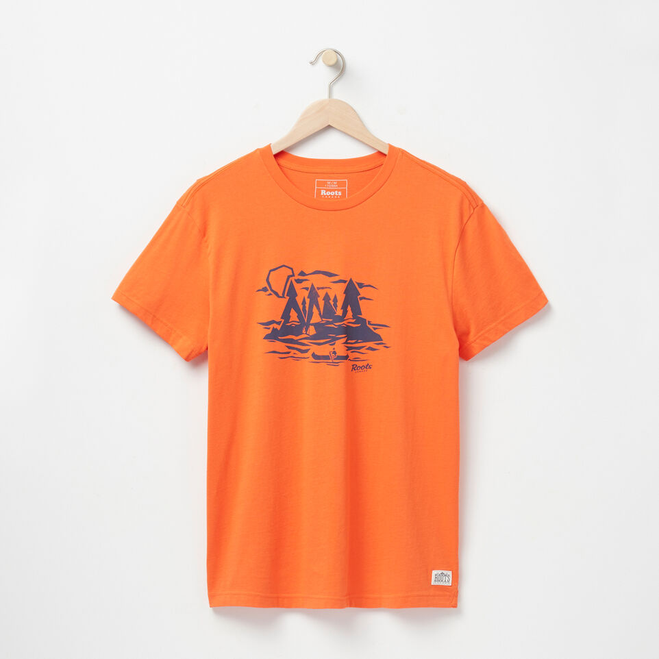 Roots-undefined-Explore Organic T-shirt-undefined-A
