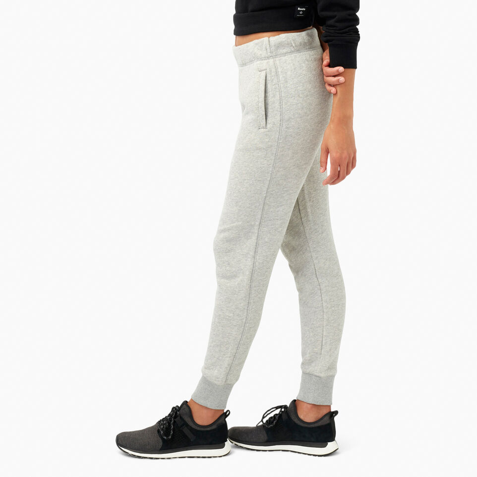 Roots-undefined-Georgina French Terry Sweatpant-undefined-C