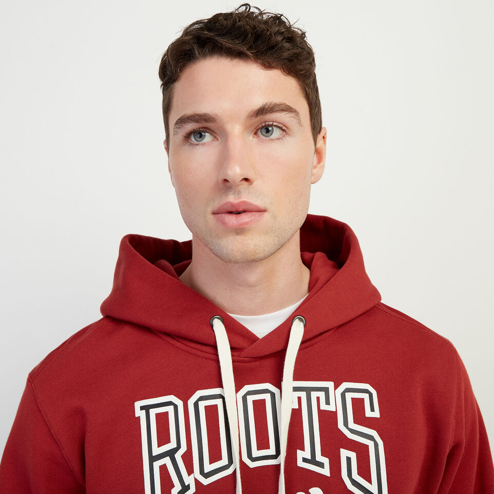 Roots-New For March Rba Collection-RBA Kanga Hoody-Rosewood-E