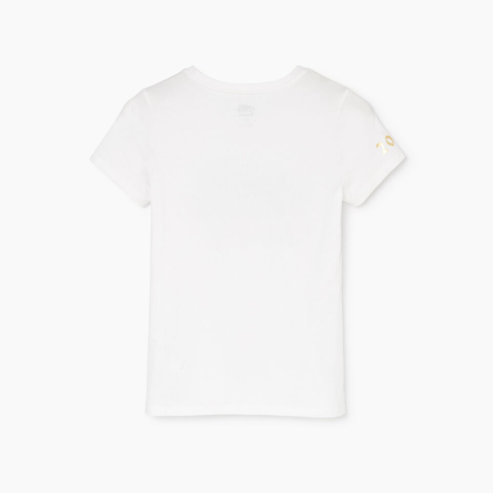 Roots-undefined-Womens Lunar New Year Slim T-Shirt-undefined-B