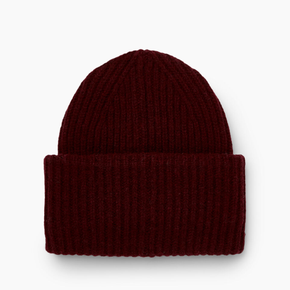 Roots-Clearance Women-Granville Toque-Crimson-C