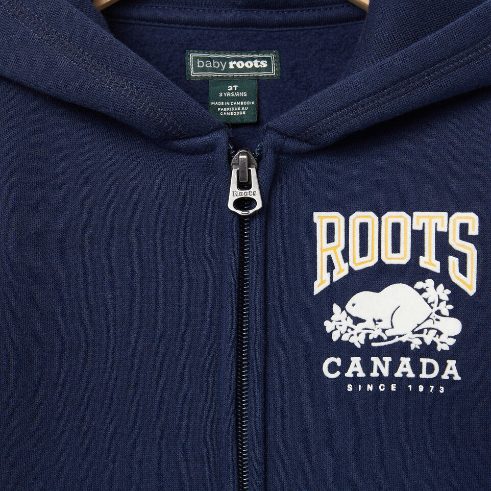 Roots-undefined-Toddler Sideline Full Zip Hoody-undefined-C