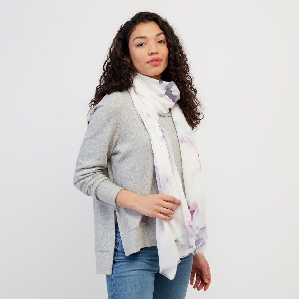 Roots-Women New Arrivals-Avonlea Scarf-Multi-A