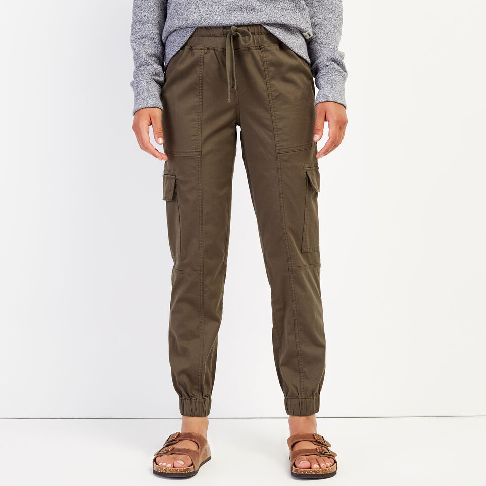 Roots-undefined-Slim Cargo Pant-undefined-A