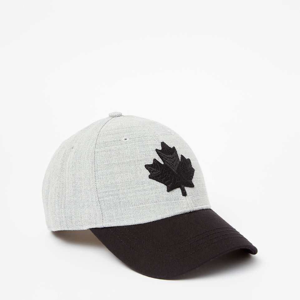 Roots-undefined-Two Tone Baseball Cap-undefined-A