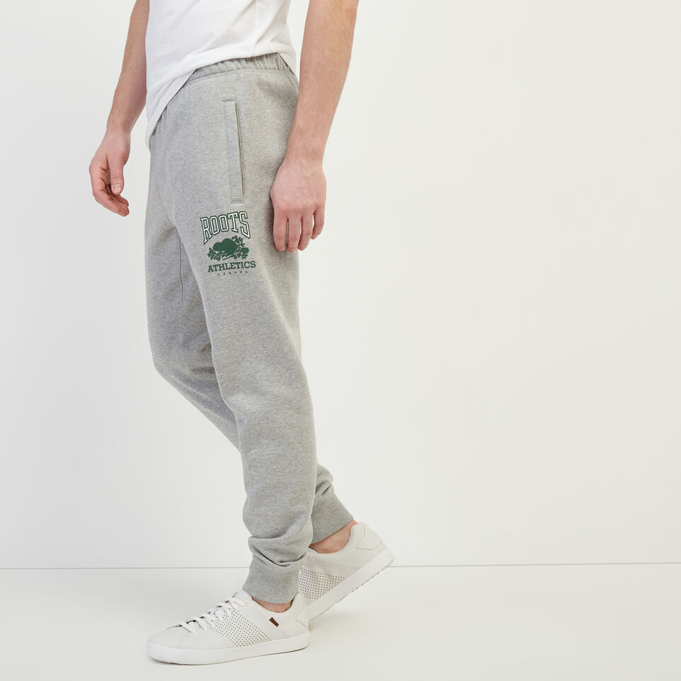 Roots-New For March Rba Collection-RBA Park Slim Sweatpant-Grey Mix-C